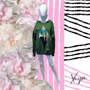 Tops - Custom Made Fashion Sweatshirt